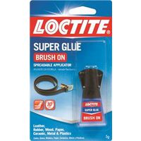 Loctite Super Glue QuickTite 852882 Brush On Adhesive