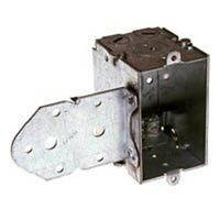 "2 1/2"" Switch Box with Bracket & Less Ear"