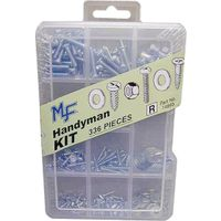 Midwest 14993 Assorted Handyman Fastener Kit