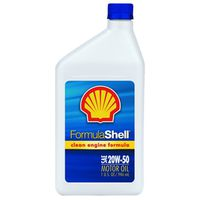 Formula Shell 550024067 Multi-Grade Motor Oil
