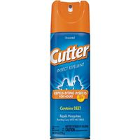 Spectrum 51020-6 Cutter Insect Repellent, Unscented, 6 Ounce