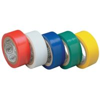 "Colored Electrical Tape, 3/4"" x 12'"