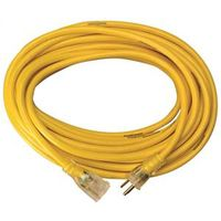 Yellow Jacket 2805 SJTW Extension Cord With Powerlite Indicator Plug
