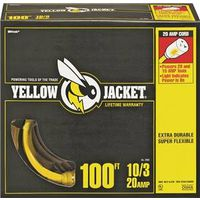 Yellow Jacket 2992 SJTW Extension Cord