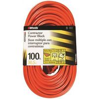 CCI Tri-Source SJTW Extension Cord