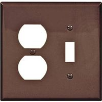 Arrow Hart PJ18 Combination Decorative Mid Size Wall Plate