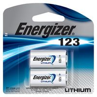 Energizer EL123AP Cylindrical Lithium Battery