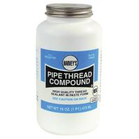 Harvey's 029048 Pipe Thread Compound