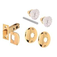 Prime Line E-2317 Adjustable Knob Passage Door Latch Set