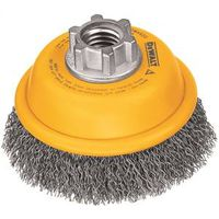 Dewalt DW4920 Crimped Wire Cup Brush