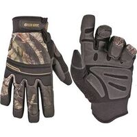 Mossy Oak Wilderness Gloves, XL