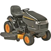 Riding Lawn Mower Tractor with Hydrostatic Lever Transmission, 26HP 54""