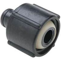 "Qiksert CR Swivel Adapter, 3/4"" Barb x 1/2"" FPT"