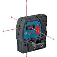 CST GPL5 5-Point Alignment Self-Leveling Laser Level