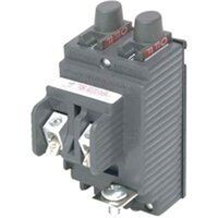 20 Amp Push Type Dual Circuit Breaker