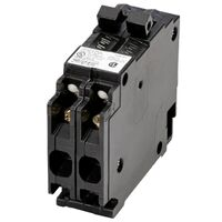Duplex Interchangable Breaker, 20 Amp