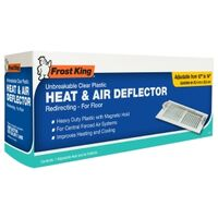 Unbreakable Heat & Air Deflector