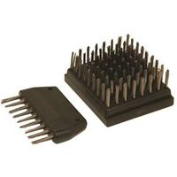 Grill Daddy GB05522S 2-Piece Replacement Grill Brush