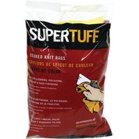 SuperTuff 10801 Colored Knit Rag