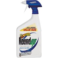 ROUNDUP WEED & GRASS KILLER 30OZ RTU