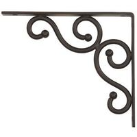 Stanley 250590 Decorative Traditional Shelf Bracket