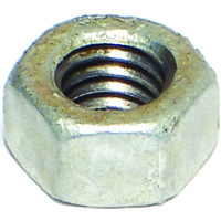 "Galvanized Hex Nut, 5/16""-18"