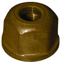 "1/2"" Brass Faucet Coupling Nuts"
