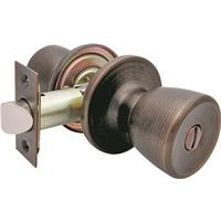 Mintcraft TS Gallo Tubular Tulip Door Knob Lock