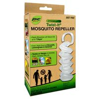 PIC TWIST-IT Citronella Plus Mosquito Repellent, Twist-It