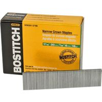 Stanley SX50351-3/16G Narrow Finish Staple