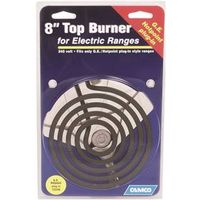 TOP BURNER ELECT RANGE GE 8IN