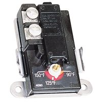 Therm-O-Disc 8123 Dual Element Lower Water Heater Thermostat