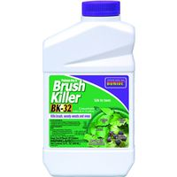 Bonide 331 Super Bk32 Brush Killer, Herbicide, Liquid Concentrate, Quart