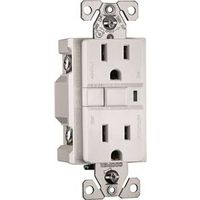 Arrow Hart VGF15W-3 Duplex GFCI Receptacle