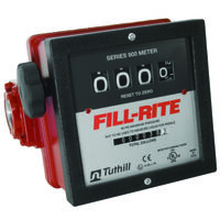Fuel Transfer Pump Meter, 1""