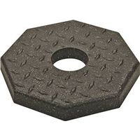 DELINEATOR BASE RUBBER 15LB.