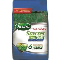 Turf Builder Starter Fertilizer, Weed Preventer