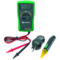 Electrical Tester Set, 3 Pc