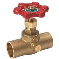 B&K Proline Stop and Waste Valve