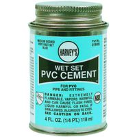 Harvey's 018400-24 PVC Cement