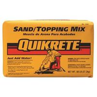 Quikrete 1103-60 Sand (Topping) Mix