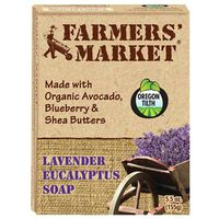 Beaumont Products 946872081-12PK Farmers' Market Bar Soap