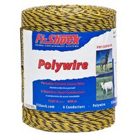Fi-Shock PW1320Y6-FS 6-Strand Fence Wire