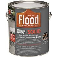 Flood/PPG FLD390 SWF-Solid Exterior Acrylic/Oil Stain