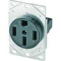 Arrow Hart 1258-SP Grounded  Electrical Receptacle