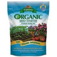 Espoma SS8 Seed-Starting Mix, Organic, For All Seedlings And Cuttings, 8 Quarts