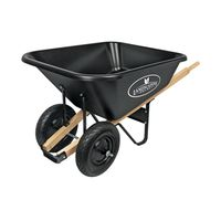 WHEELBARROW POLY TRAY 8 CUB FT