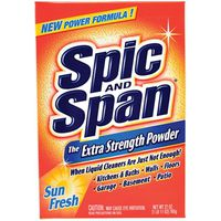 Spic & Span 00190 Floor Cleaner
