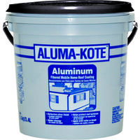 Mobile Home Aluminum Roof Coating, 1 Gal