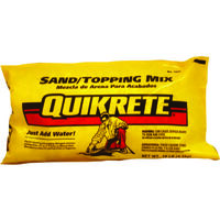 Quikrete Topping  Sand Mix, 80 Lb